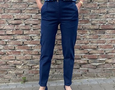 Mieke jeans darkstone